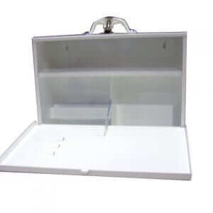 Metal First Aid Cabinet (Empty)