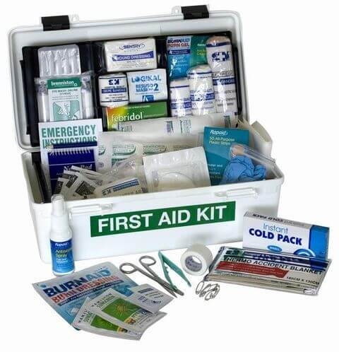 Off Road First Aid Kit