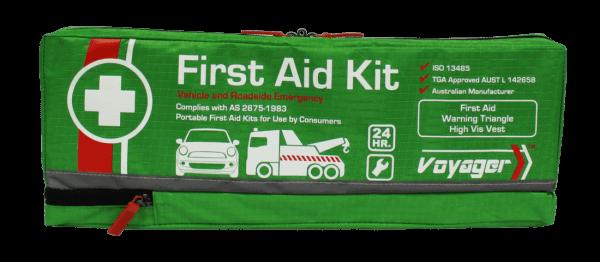Motorist Emergency First Aid Kit